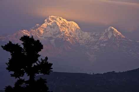Lumières d'altitude, Népal -