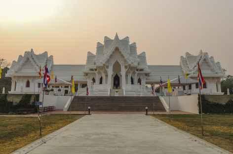 Temple à Lumbini - Népal -