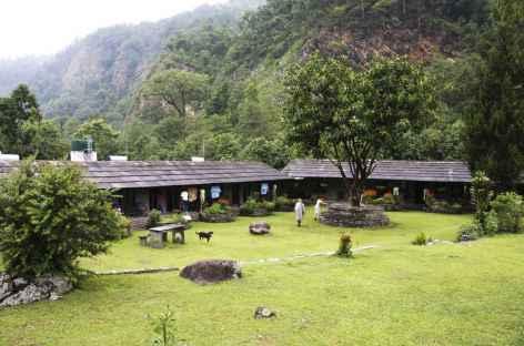 Jardin et lodge de Birethanti - Népal -