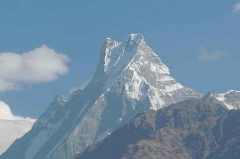 Le Machhapuchhare  6997 m - Népal -