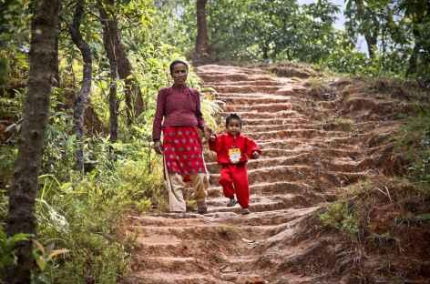 Sur les chemins du Langtang - Népal -