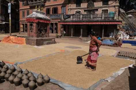 Bakhtapur - Népal -