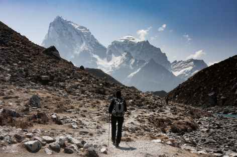Avant Gokyo - Népal -