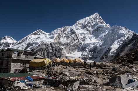 Gorak Chep et Nupse - Népal -