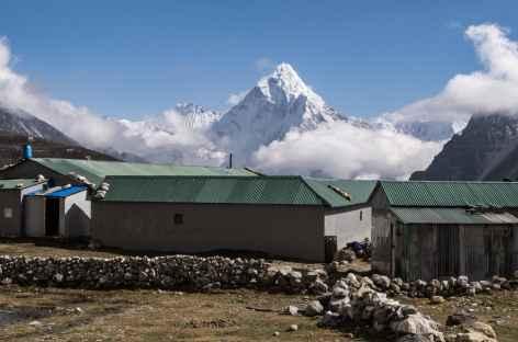 L'Ama dablam depuis Dzongla - Népal -