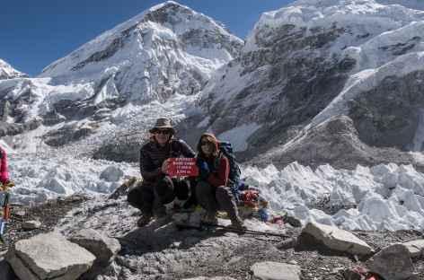 Camp de base Everest - Népal -