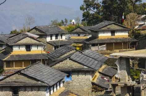 Village de Basanta - Népal -