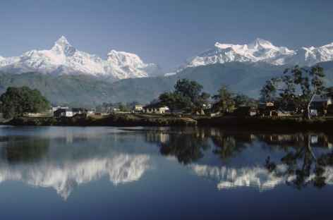 Pokhara - Népal -