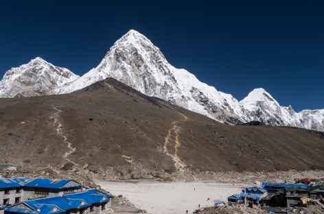 Le Kala Pattar et le Pumori - Népal -