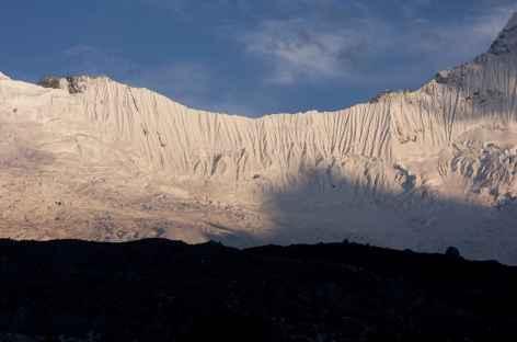 Vue depuis Chukkung - Népal -