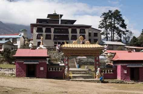 Monastere de Tengboche - Népal -