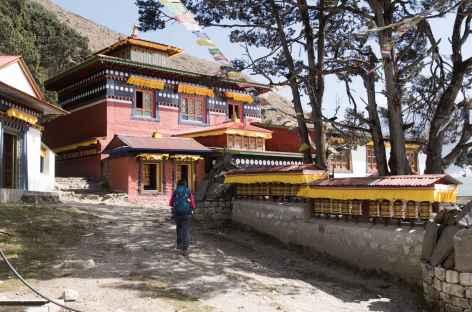 Monastere de Khumjung - Népal -