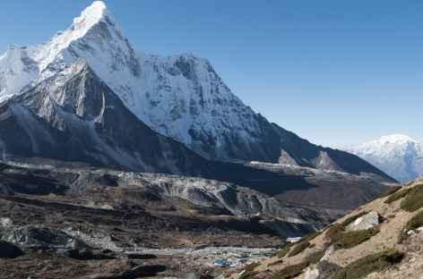 Montée au Chhukung Ri - Népal -