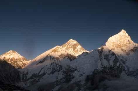 Coucher de soleil sur Everest - Népal -