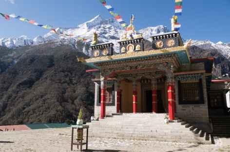 Nonnerie de Thamo - Népal -