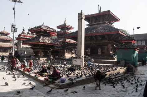 Durbar square - Kathmandou - Népal -