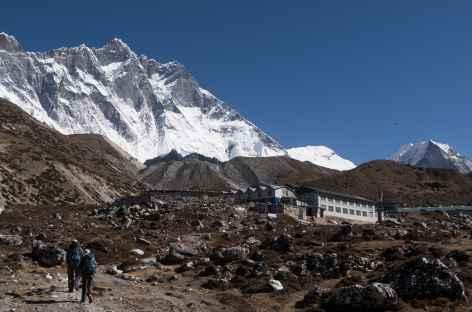 Arrivée à Chhukung - Népal -