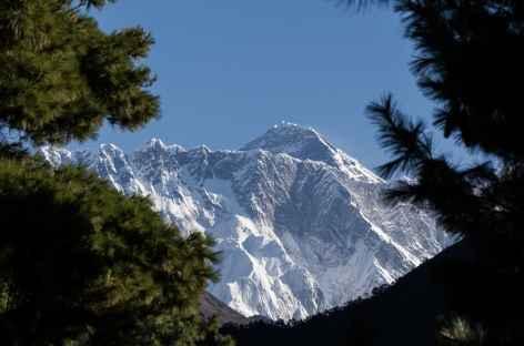 Un dernier regard sur l'Everest - Népal -