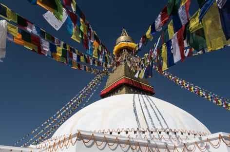 Bodhnath - Kathmandou - Népal -