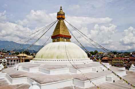 Bodnath - Kathmandu - Népal -