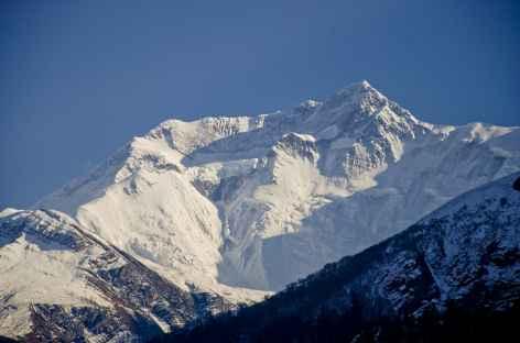 Face nord de l'Annapurna II  - Népal -