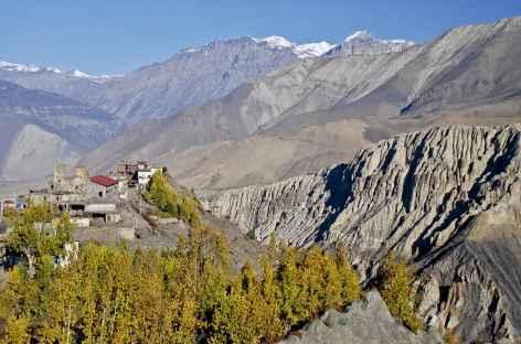 Forteresse de Jarkhot - Népal -