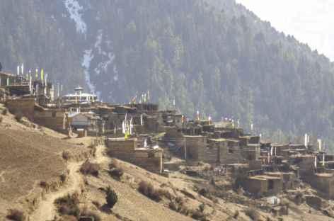 Village de Pisang - Népal -