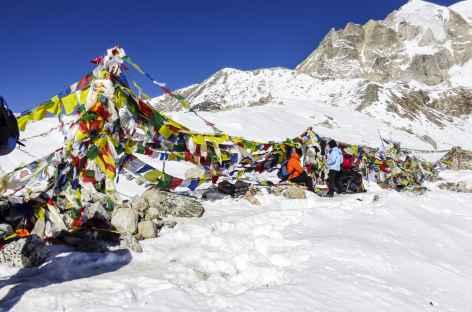 Col de Larkya 5000 m - Népal -