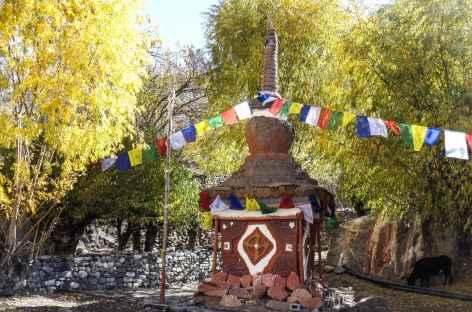 Stupa à Lupra - Népal -