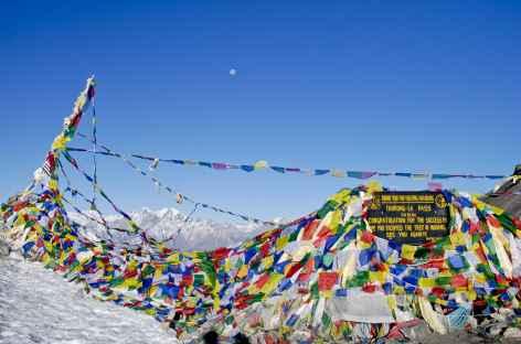 Thorong La 5416 m - Népal -