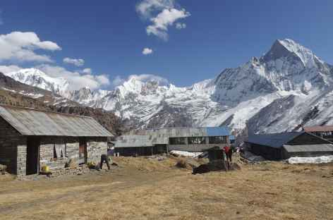 Annapurna BC - Népal -