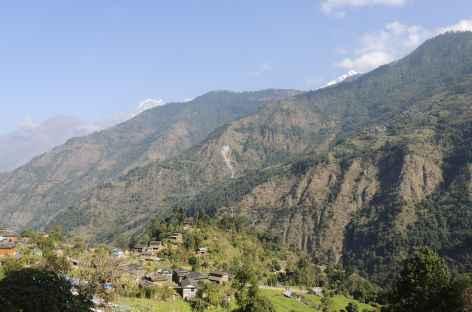 Ghara et le Nilgiri Sud - Népal -