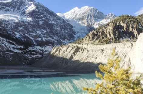 Lac du Gangapurna - Népal -