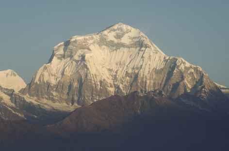 Dhaulagiri 8167 m- Népal -