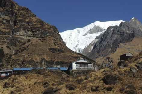Camp de base du Machapuchare- Népal -