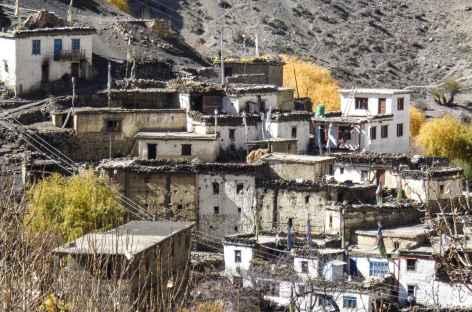 Village de Lupra - Népal -