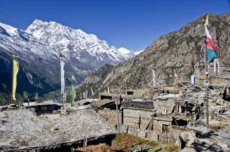 Village de Gyaru - Népal -