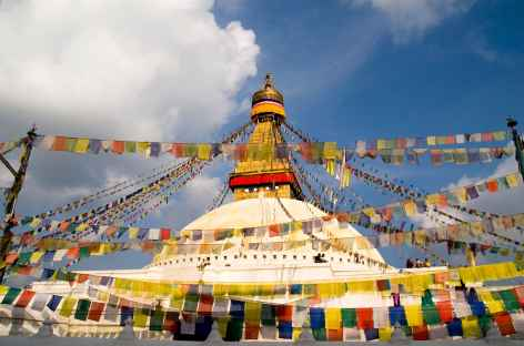 Bodnath - Népal -