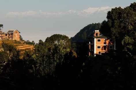 Bandipur et les Annapurnas  - Népal -