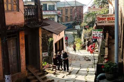 Ruelles à Bandipur  - Népal -