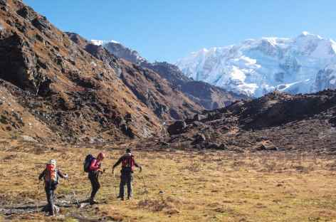 Les Kabru - Kangchenyunga Népal -