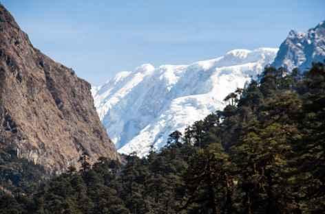 Les Kabru - Kangchenjunga Népal -