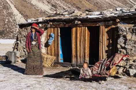 Lonak - Kangchenjunga Népal -