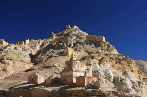 Derniers villages au nord du Mustang -