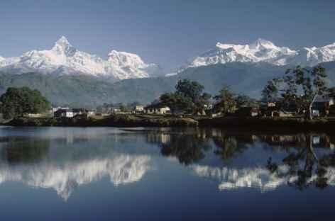 Pokahra - Népal -