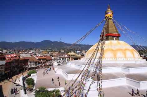 Kathmandu Bodnath - Népal -
