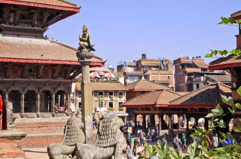 Bhaktapur - Népal -