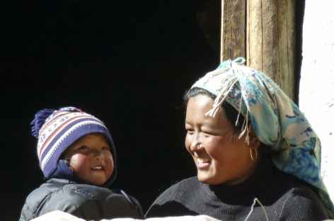 Sourire du Khumbu - Népal -