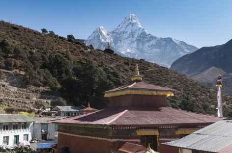 Monastère de Paangboche - Népal -