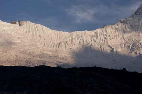 L'Ama dablam glacier - Népal -
